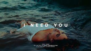 I Need You - Sad Piano Instrumental | Dancehall x Trap Beat | Prod. Tower Beatz