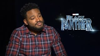 BLACK PANTHER Interview With Director Ryan Coogler