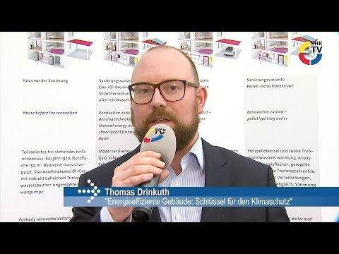 """Energieeffiziente Gebäude"" - Thomas Drinkuth, dena/geea"