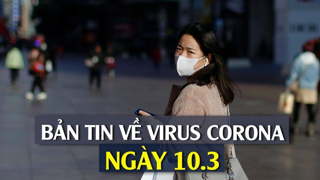 Bệnh nhân 34 ở Bình Thuận đi khác chuyến VN0054, có nguồn lây mới | Bản tin virus corona 10.3.2020