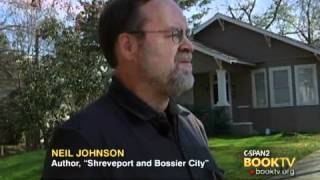 "LCV Cities Tour - Shreveport: Walking Tour with Neil Johnson ""Shreveport and Bossier City"""