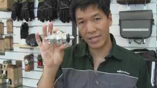 BioLogic Joule 3 Dynamo Hub