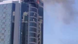 Пожар в Одессе Аркадия  ЖК Гагарин плаза(пожар в одессе дом профсоюзов, пожар в одессе 2015, пожар в одессе 27.04.14, пожар в одессе 27.10.14, пожар в одессе..., 2015-08-29T20:00:13.000Z)