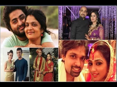 In Graphics:  Meet The Lesser Known Spouses Of These 10 Lead Bollywood Singers!