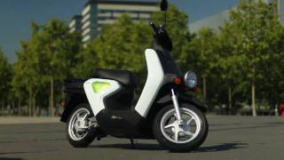Honda electric scooter, the EV-neo in details