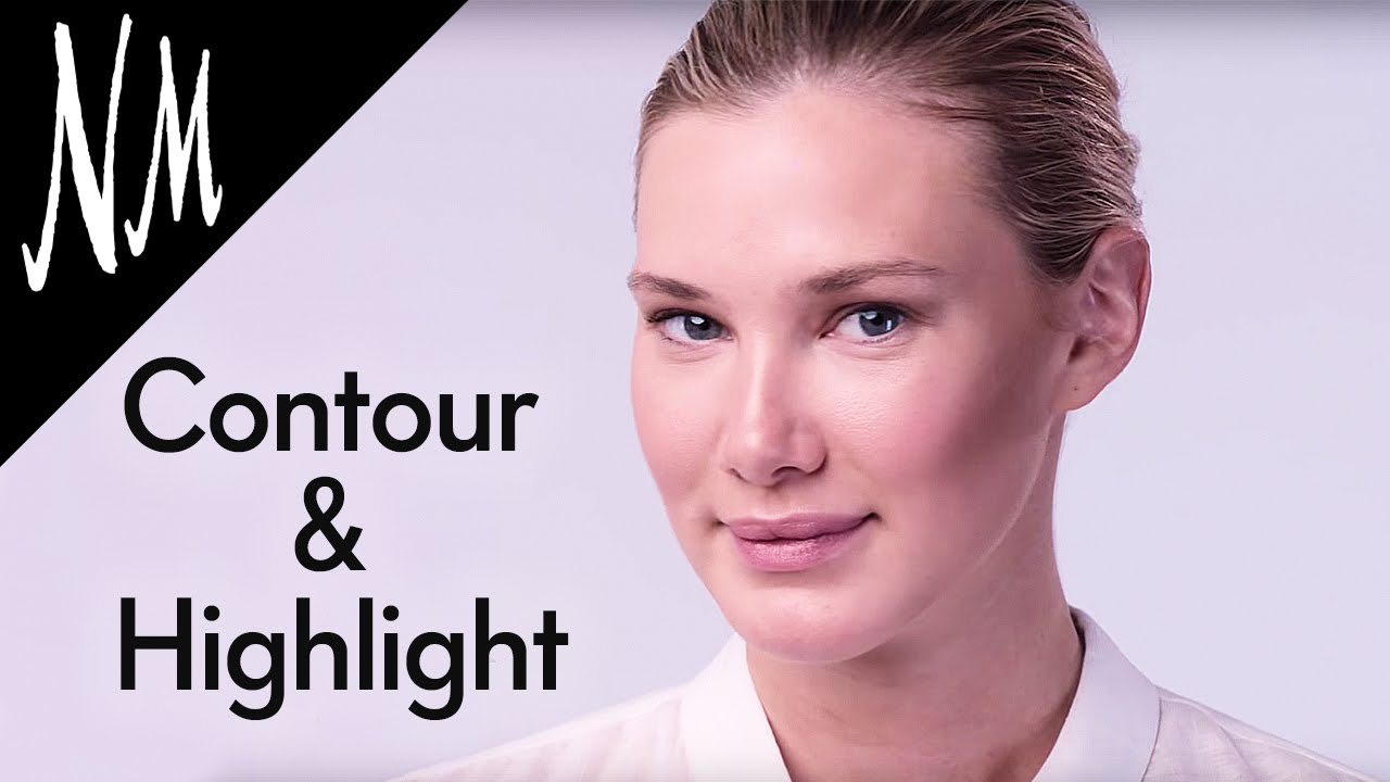How To Contour And Highlight With Kevyn Aucoin Makeup  Neiman Marcus