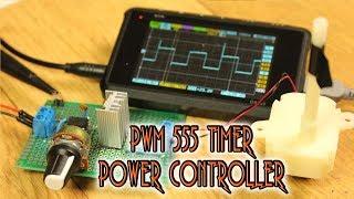 PWM 555 power controller