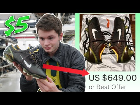 I Found $600 Soccer Cleats For $5... MY BEST DEAL EVER | Football Boot Hunting