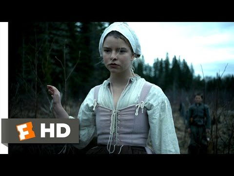 The Witch (2015) - Witch of the Wood Scene (3/10) | Movieclips