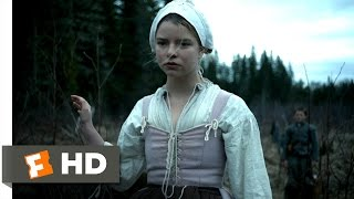 The Witch (2015) - Witch of the Wood Scene (3/10)   Movieclips