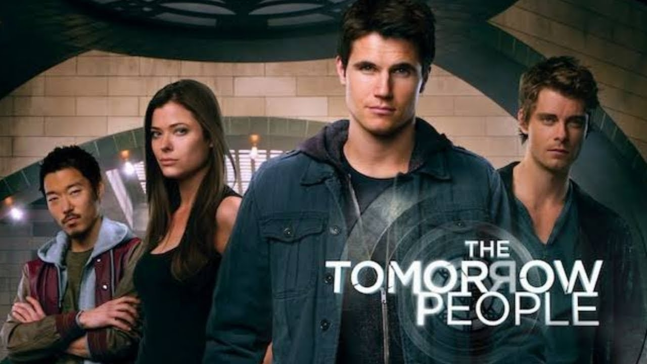 """Download WATCH THE """" TOMORROW PEOPLE TV SERIES"""