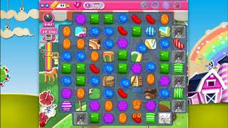 Candy Crush Saga - Level 198 - No boosters ☆☆☆