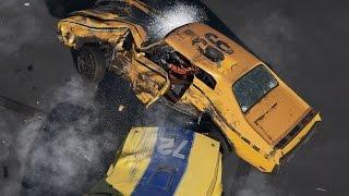 Wreckfest: гонка с лучшими авариями? FlatOut + Destruction Derby в 2017 году thumbnail