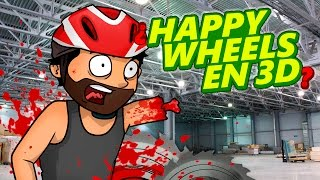 UN HAPPY WHEELS EN 3D - Guts and Glory   iTownGamePlay