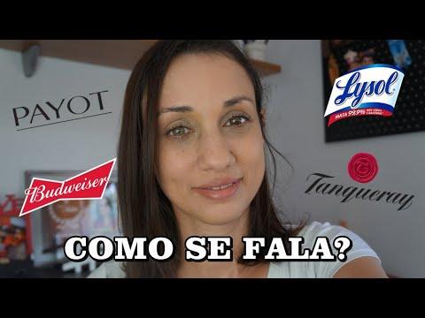 Download COMO SE FALA O NOME DAS MARCAS: LYSOL, TANQUERAY, EISENBAHN