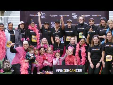 Alaska FinishCancer | Jennifer: Running to finish the fight, and for the love of life