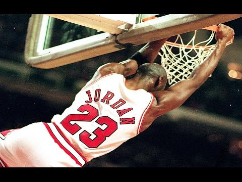 Michael Jordan's insane competitiveness