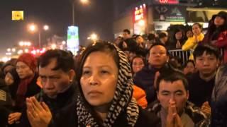 156. Đại lễ cầu an năm Bính thân tại Tổ đình Phúc Khánh, Hà Nội ...