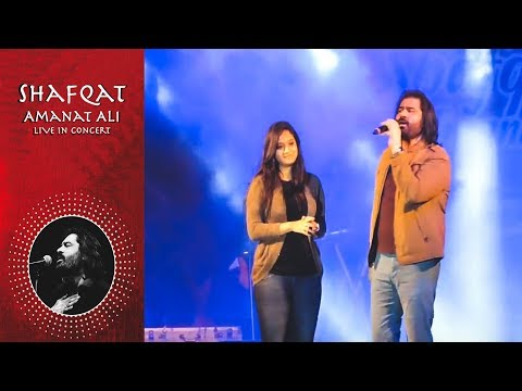 Bin Tere Bin Tere - Shafqat Amanat Ali Live at Phoenix Mall Bangalore 22nd November, 2014