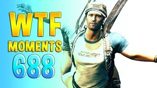 PUBG WTF Funny Daily Moments Highlights Ep  688