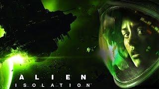 "Let's Play: Alien: Isolation (#02) - ""Cicho, Ciemno i Niespokojnie"""