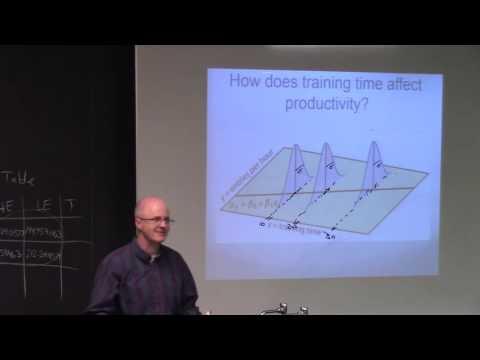 Intro Statistics, Lec 24B, Regression Model Standard Error, Estimating the Population Slope