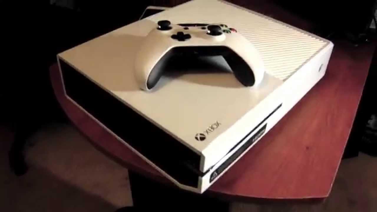 Exclusive Walmart WHITE Xbox ONE Unboxing!