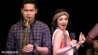 Indra Lesmana Group ft. Andien - One Note Samba @ Mostly Jazz in Bali 26/07/15 [HD]