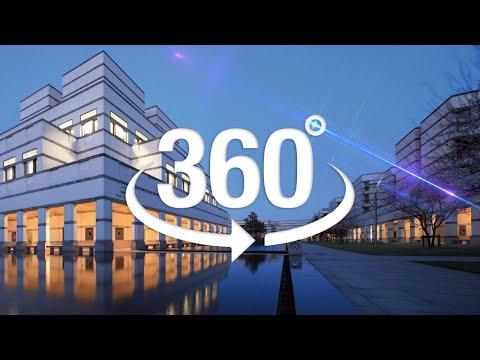 Virtual Reality Shanghai Campus Tour