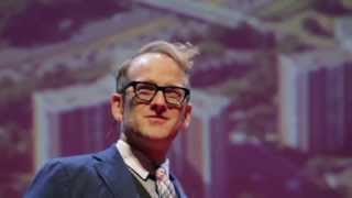 Suburbs are not a wasteland: Shawn Micallef at TEDxToronto