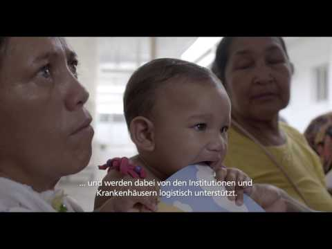 Projekte im Amazonasgebiet - Kataraktoperationen