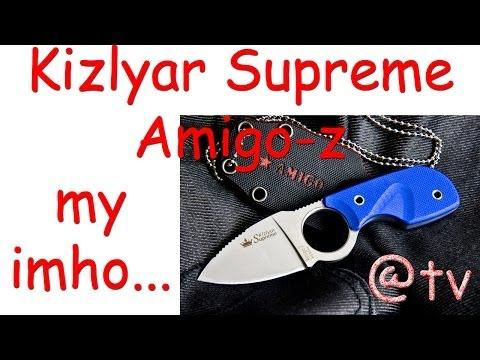 Kizlyar Supreme Amigo-Z