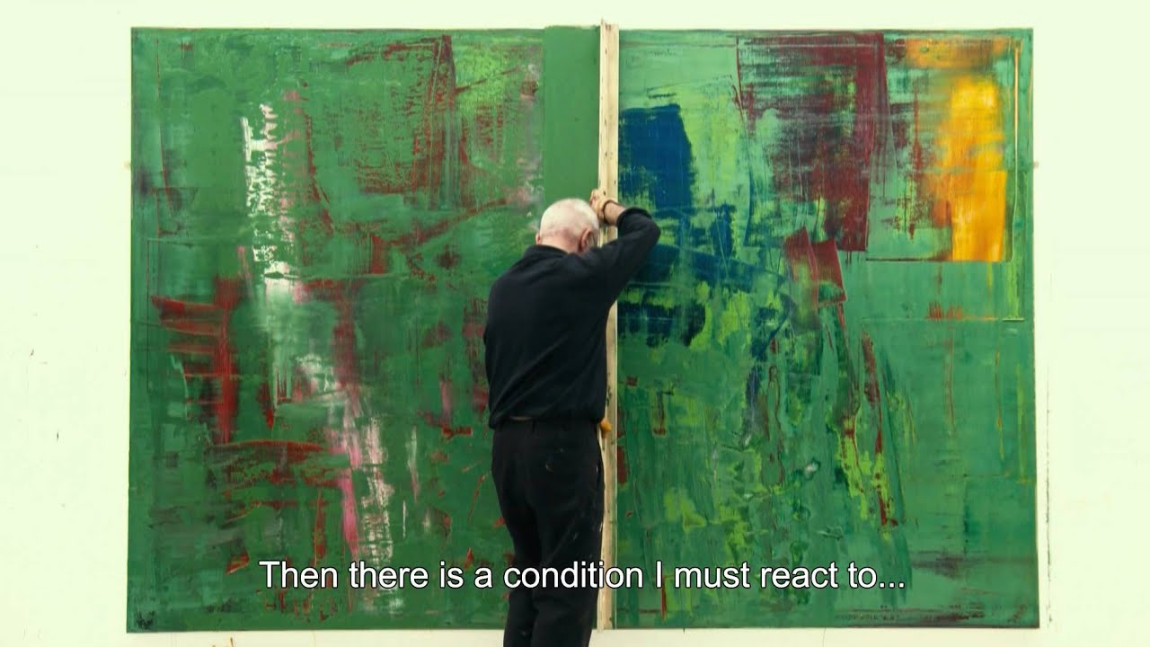 Gerhard Richter Painting Us Trailer