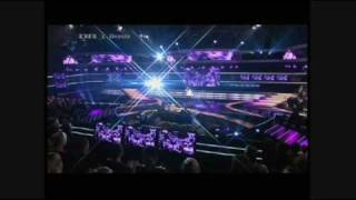 DK X Factor Live Show 4 2009 Sidsel - Knowing Me, Knowing You