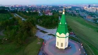Покровский парк. Красноярск