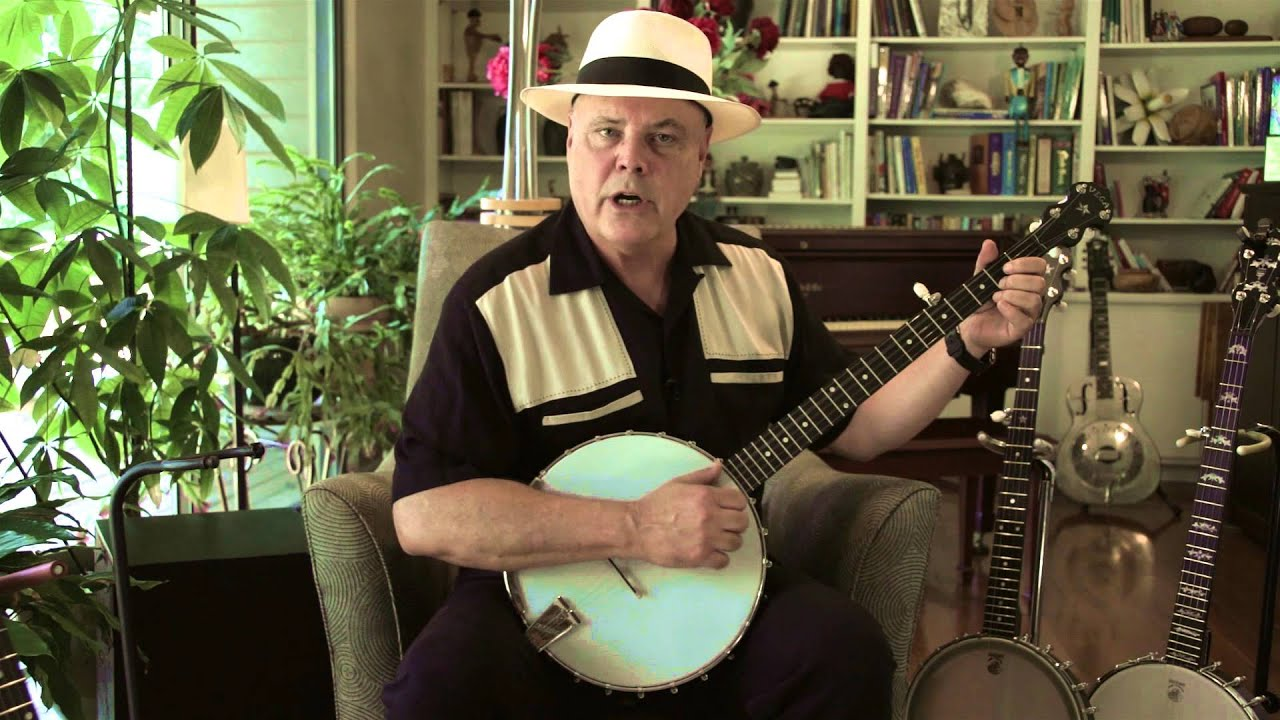 David Holt Reviews 5 Deering Openback Banjos