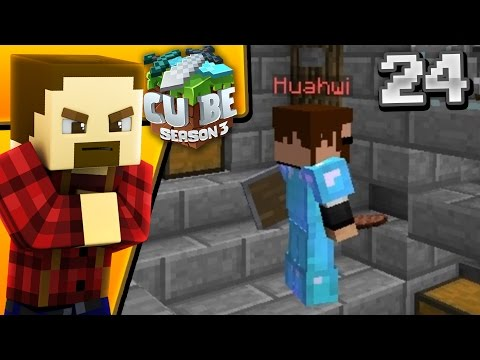 SECRETLY STEALING BACK MY STUFF!!!! | Minecraft Cube Civil War #24