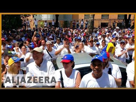 🇻🇪 Thousands of Venezuelans volunteer to bring in aid   Al Jazeera English