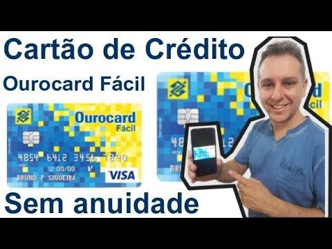 💳Ourocard Fácil: O seu cartão internacional sem anuidade do BB🤔👍