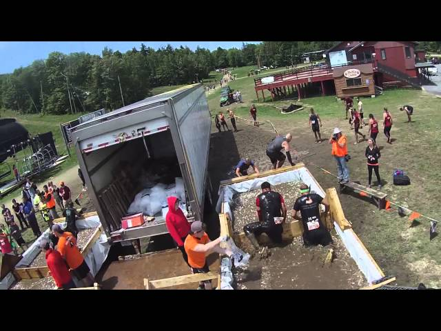 Mt. Snow - New England Tough Mudder 2015