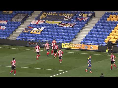 AFC Wimbledon Sunderland Goals And Highlights
