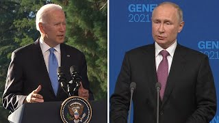 video: Joe Biden-Vladimir Putin summit: How their first meeting unfolded and what was discussed