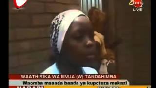 Adha kwa Waathirika wa Mvua Tandahimba