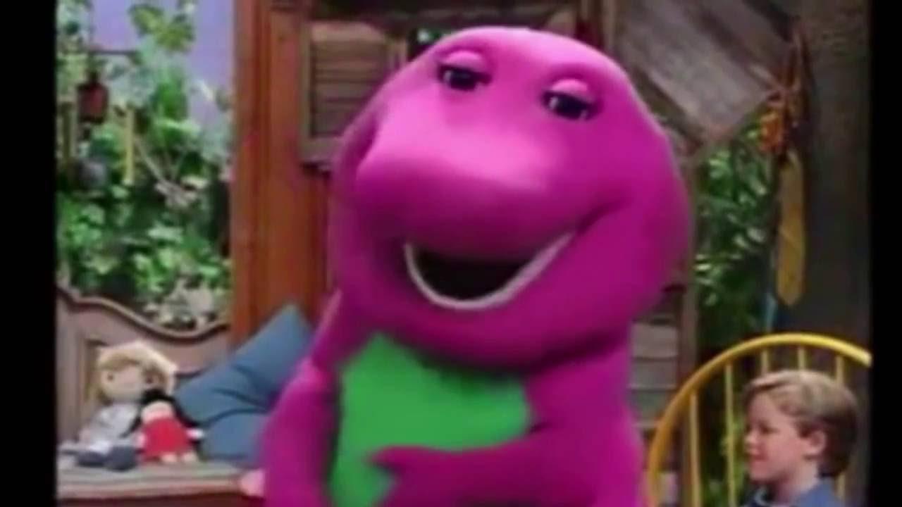 Barney I Love You (Creepy Distorted Version)