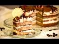 Tarta Tiramisú SIN AZÚCAR, SIN GLUTEN – Tiramisu Cake SUGAR-FREE, GLUTEN-FREE