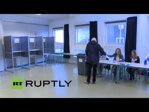 LIVE: The Netherlands holds referendum on EU-Ukraine Association Agreement