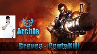 Archie Pentakill với Graves