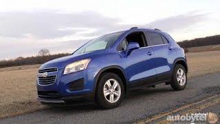 2015 Chevrolet Trax Test Drive Video Review – LT FWD & LTZ AWD Comparison