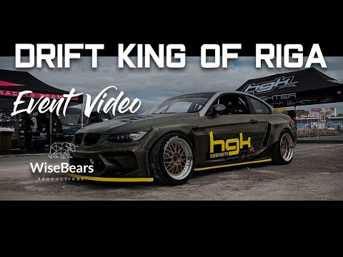 TOK¥O Cars Music Video [4K] - Drift Masters Championship at