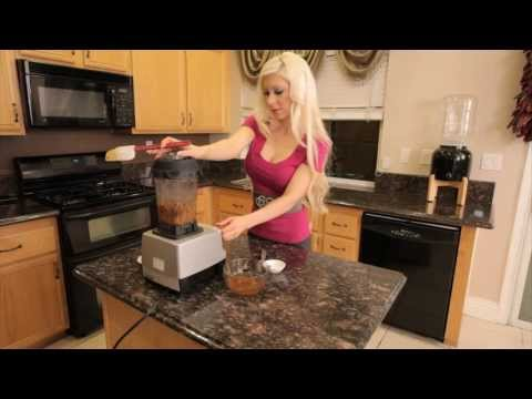Raw Food Recipes: Raw Date Paste